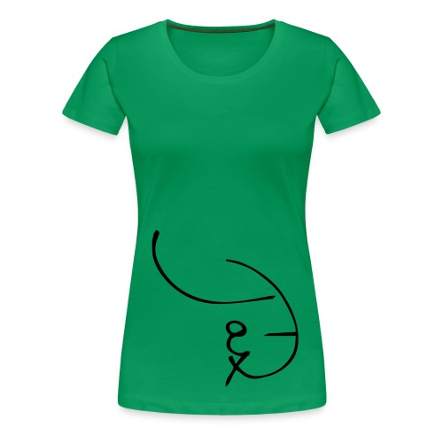 Jax-T Shorthand Signature Shirt - Women's Premium T-Shirt