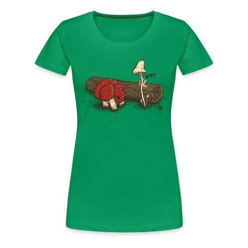 Halucination - Women's Premium T-Shirt