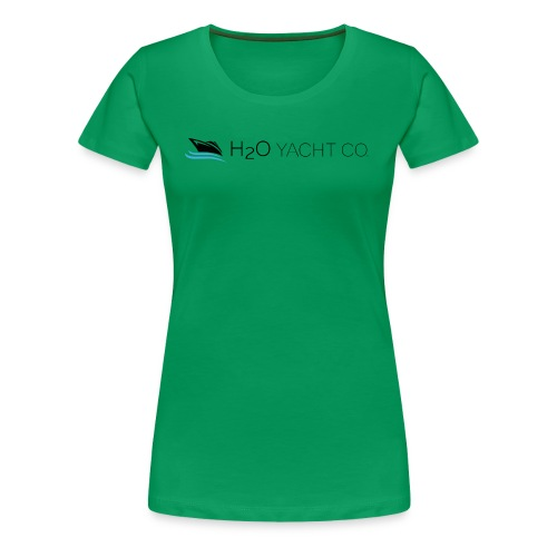 H2O Yacht Co. - Women's Premium T-Shirt