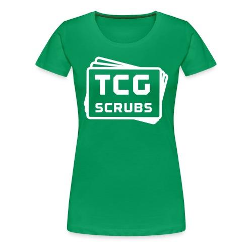 TCG Scrubs - Women's Premium T-Shirt