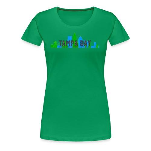 Tampa FS Dark - Women's Premium T-Shirt