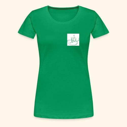 Signed M SH Merch - Women's Premium T-Shirt