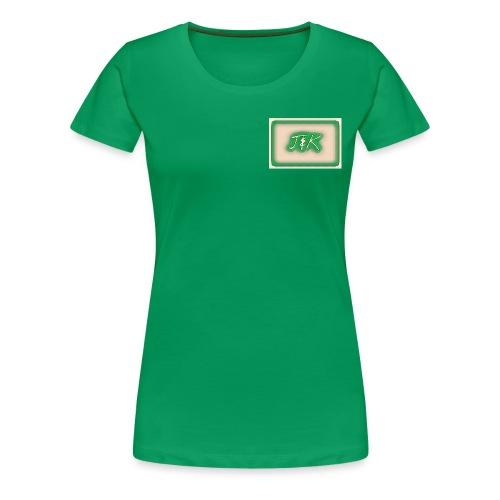 J&K Green Merch - Women's Premium T-Shirt