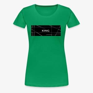 Slice Box Logo - Women's Premium T-Shirt