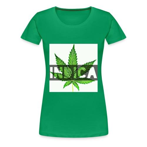 Indica - Women's Premium T-Shirt
