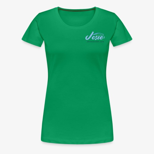 JOSIES WAX BAR - Women's Premium T-Shirt