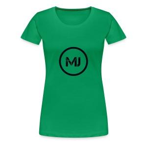 MARK Johnson - Women's Premium T-Shirt