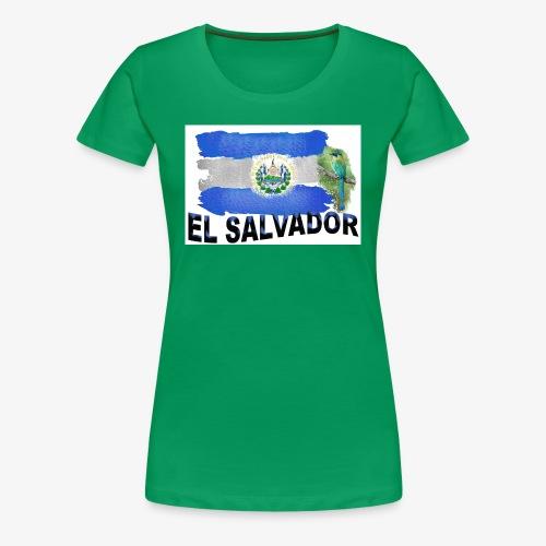 Torogoz - Women's Premium T-Shirt