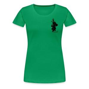 Sailing s/v Leale - Women's Premium T-Shirt