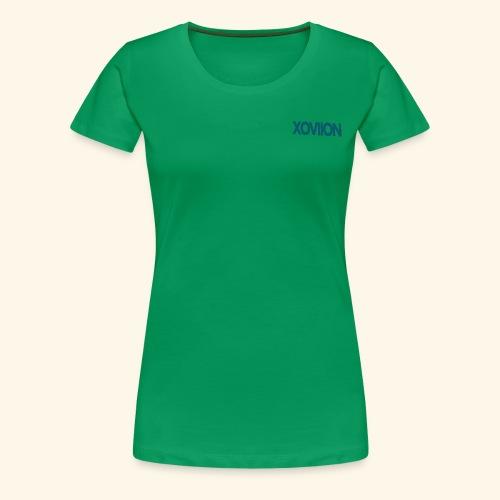 XOVIION logo - Women's Premium T-Shirt