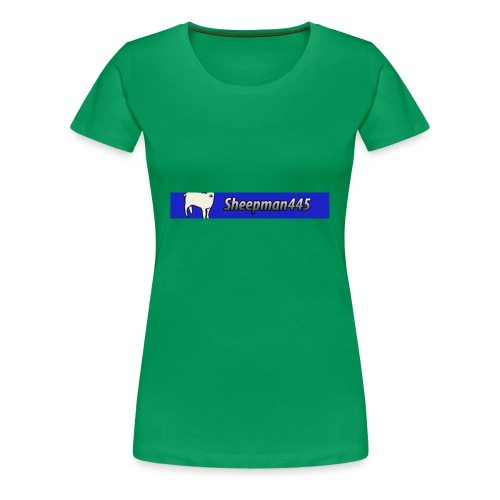 That is my logo - Women's Premium T-Shirt