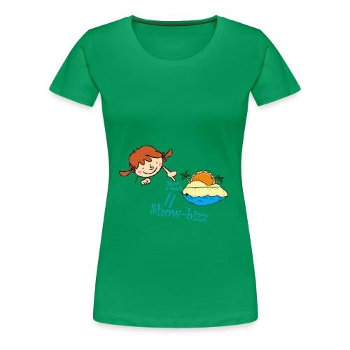 Showbeach - Women's Premium T-Shirt