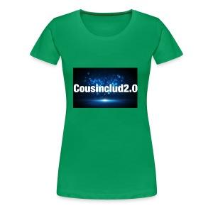cousinclub2.0 - Women's Premium T-Shirt