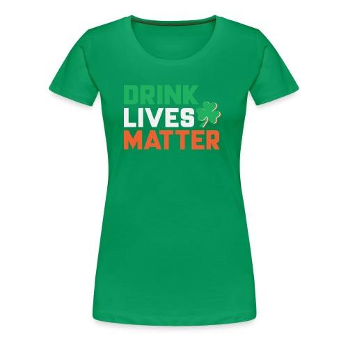 patrick day 2018 t shirt design - Women's Premium T-Shirt