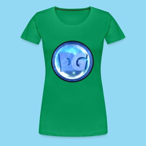 Dego Logo Oficial - Women's Premium T-Shirt