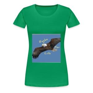 Eagle merch - Women's Premium T-Shirt