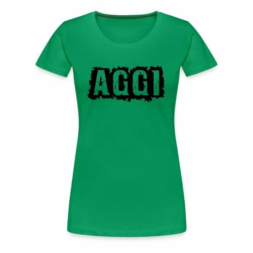 AGGI - Women's Premium T-Shirt