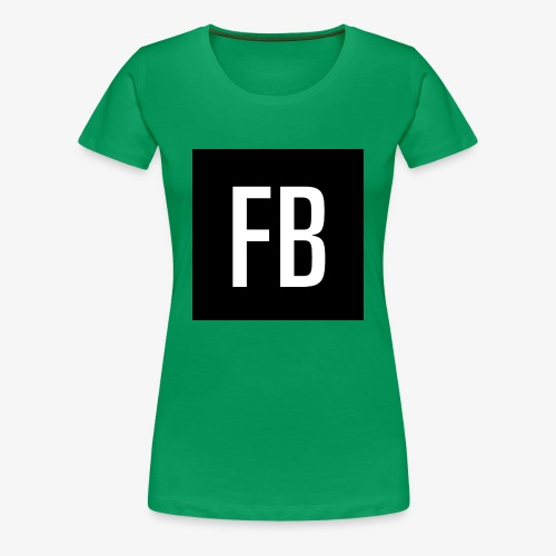 Flip Bros logo - Women's Premium T-Shirt