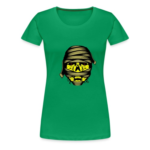 The Mummy s Revenge - Women's Premium T-Shirt