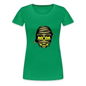 The Mummy s Revenge - Women's Premium T-Shirt