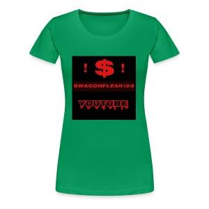 swagonfleak12 - Women's Premium T-Shirt