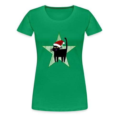 Christmas Star - Women's Premium T-Shirt