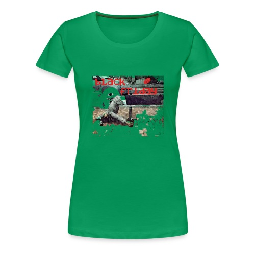 black friday - Women's Premium T-Shirt