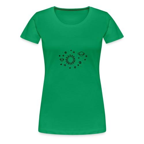 Space & Stuff - Women's Premium T-Shirt