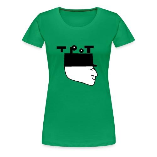 tpot - Women's Premium T-Shirt