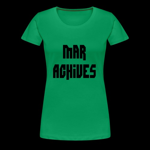 MarAchieves - Women's Premium T-Shirt