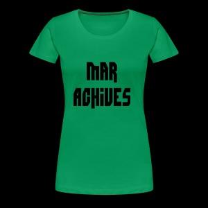 MarAchieves - Women's Premium T-Shirt