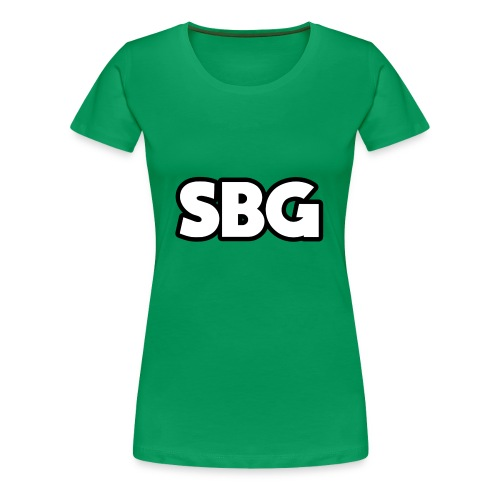 SBG - Women's Premium T-Shirt