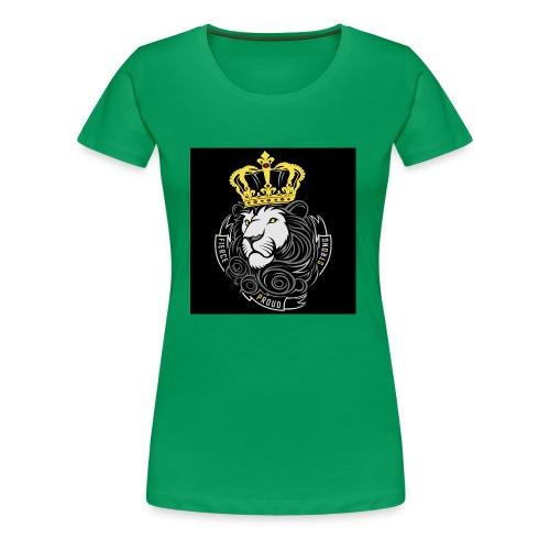 94778048 5836 4285 AEAF 5C4C4F647C3F - Women's Premium T-Shirt