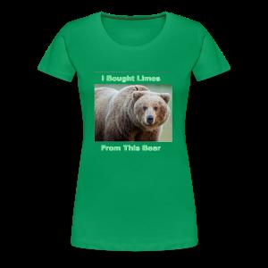 Patron Appreciation - Women's Premium T-Shirt