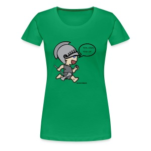 BABY berserker - Women's Premium T-Shirt