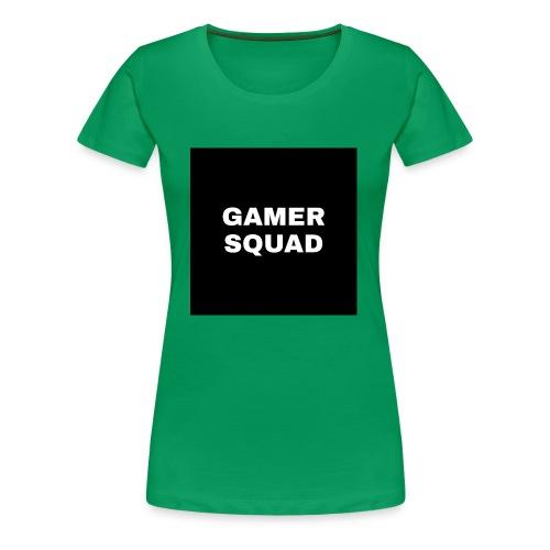 Gamer squad shirts - Women's Premium T-Shirt