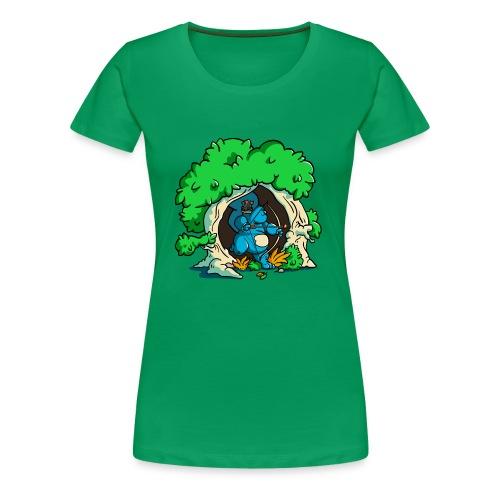 Fantasy Ranger Noodles - Women's Premium T-Shirt