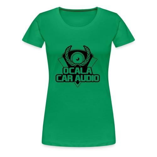 vintage 2015 crest - Women's Premium T-Shirt