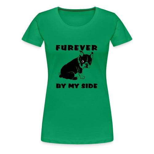 French Bull Dog - Women's Premium T-Shirt