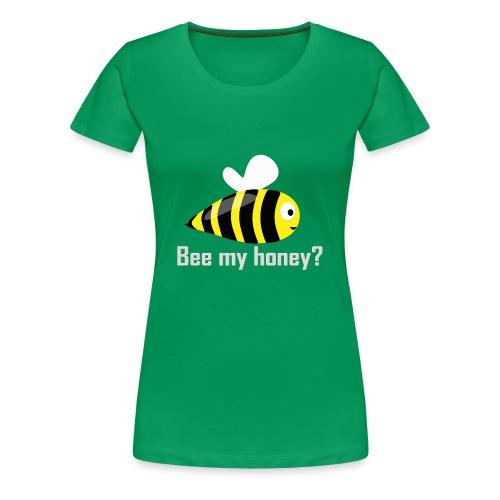 bee my honey - Women's Premium T-Shirt