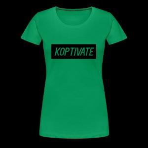 KoptivateBoxLogo - Women's Premium T-Shirt