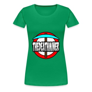TheDeathMiner T-Shirt - Women's Premium T-Shirt