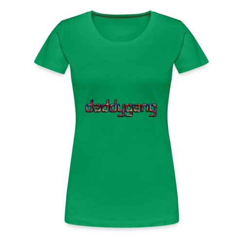 daddygang merchandise - Women's Premium T-Shirt