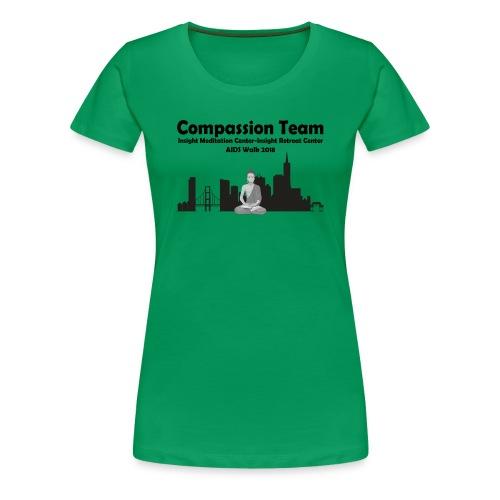 CompassionTeam2018 - Women's Premium T-Shirt
