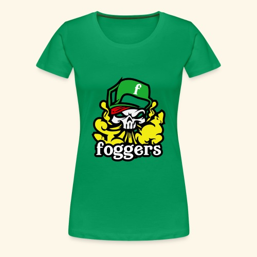 fogger 2 - Women's Premium T-Shirt