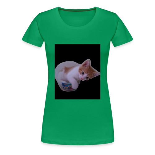 kitten explorer - Women's Premium T-Shirt