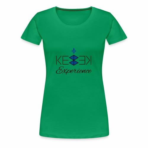 Kebek Experience - Women's Premium T-Shirt