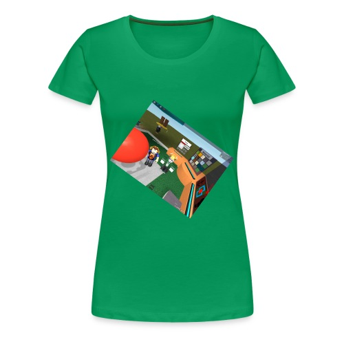 LowlyLucas65102 Roblox Avatar - Women's Premium T-Shirt