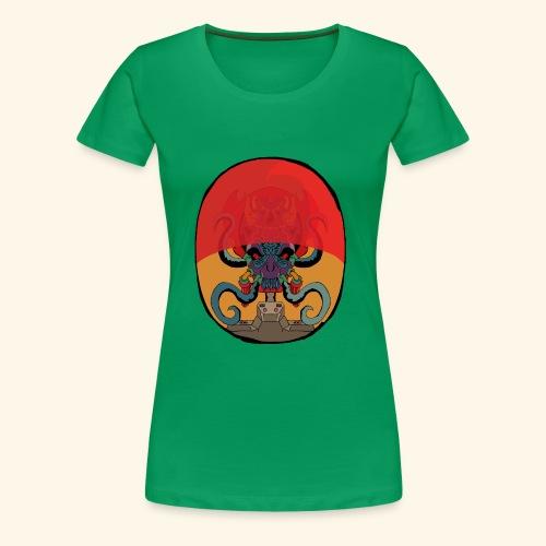 War of the worlds - Women's Premium T-Shirt