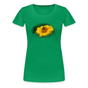 tridax procumbean - Women's Premium T-Shirt